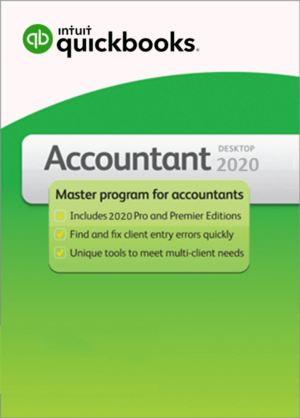 QuickBooks for Accountants